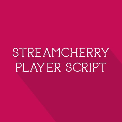 streamcherry