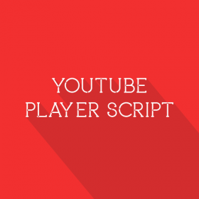 Youtube Player Script